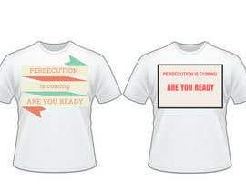 nº 54 pour Design a T-Shirt@@ par muhdtaufiq