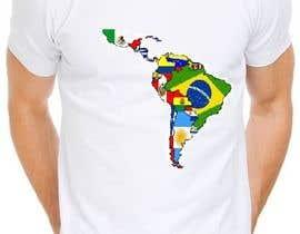 nº 23 pour Diseñar una camiseta par julieta18
