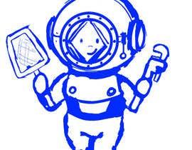 nº 4 pour Clean up a sketch and make a vectored image par alsibyani