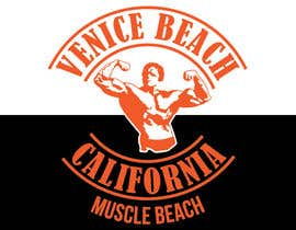 nº 16 pour Create Artwork: Venice Muscle Beach par GButerin