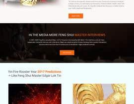 nº 19 pour Design a Website Mockup par webmastersud