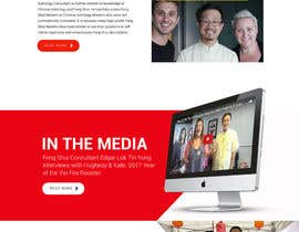 nº 24 pour Design a Website Mockup par saidesigner87