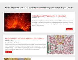 nº 31 pour Design a Website Mockup par satishandsurabhi