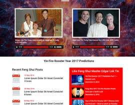 nº 9 pour Design a Website Mockup par deepakdiwan