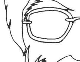 #56 cho Silhouete illustration of filmmaker Michael Haneke bởi ishansagar