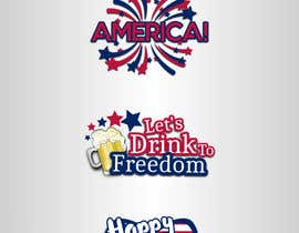 nº 31 pour 4th of July Emoji Design contest! - 10 Emoji submittal par danijelaradic