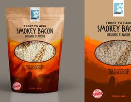 nº 12 pour Create Packaging Design for Hemp Based Dog and Cat Treats par YKNB