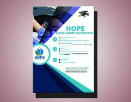 nº 8 pour HOPE Flyer par roy91591