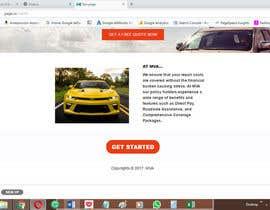 nº 1 pour Create a Landing Page par LittleChibz
