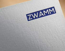 nº 31 pour Design a logo for ZWAMM par creativeart071