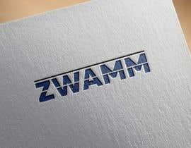 nº 40 pour Design a logo for ZWAMM par snooki01