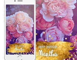nº 2 pour Design a Birthday Snapchat Filter par harmeetgraphix