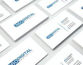 nº 85 pour Business card design par seeratarman