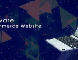nº 18 pour Design a Banner for IT B2B Website par Stanvir7