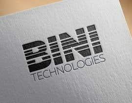 nº 111 pour BINI Technologies Logo Design par snooki01