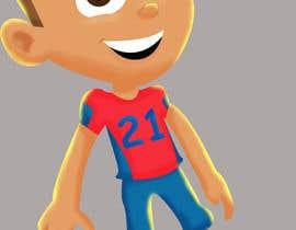 nº 16 pour Illustrator for sports-themed children's book needed par Thabsheeribz