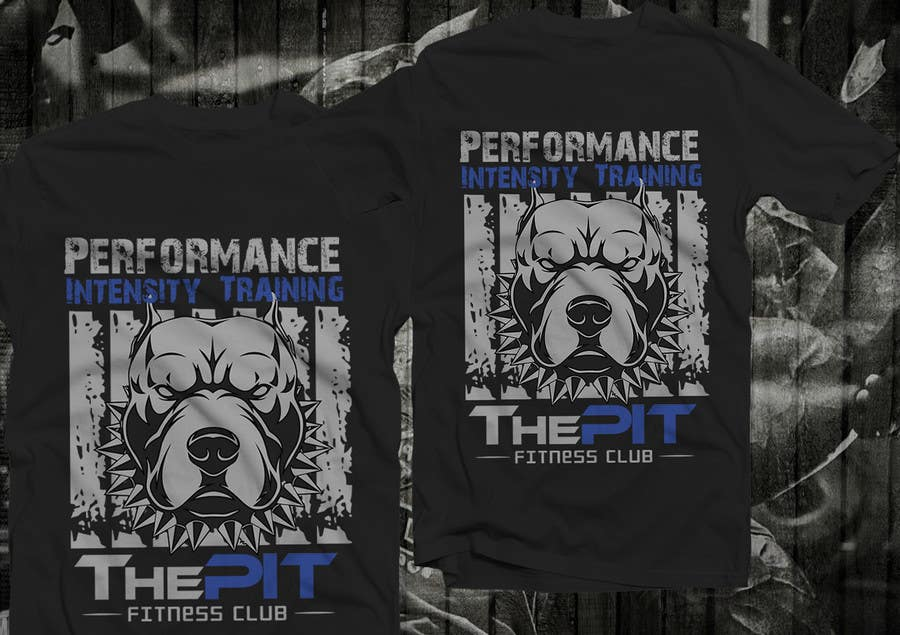 Proposition n°87 du concours Design tshirt for fitness gym