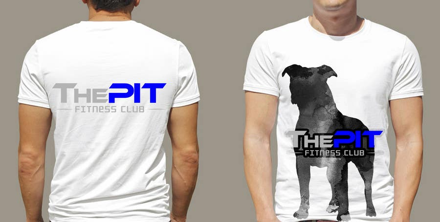 Proposition n°28 du concours Design tshirt for fitness gym