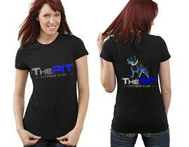 nº 29 pour Design tshirt for fitness gym par Astgh13