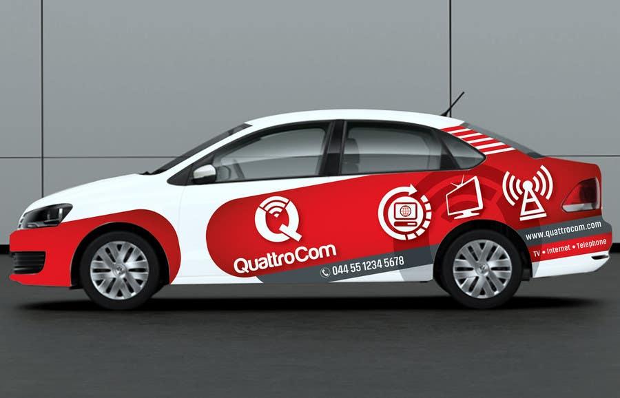 Proposition n°15 du concours Car Wrap design