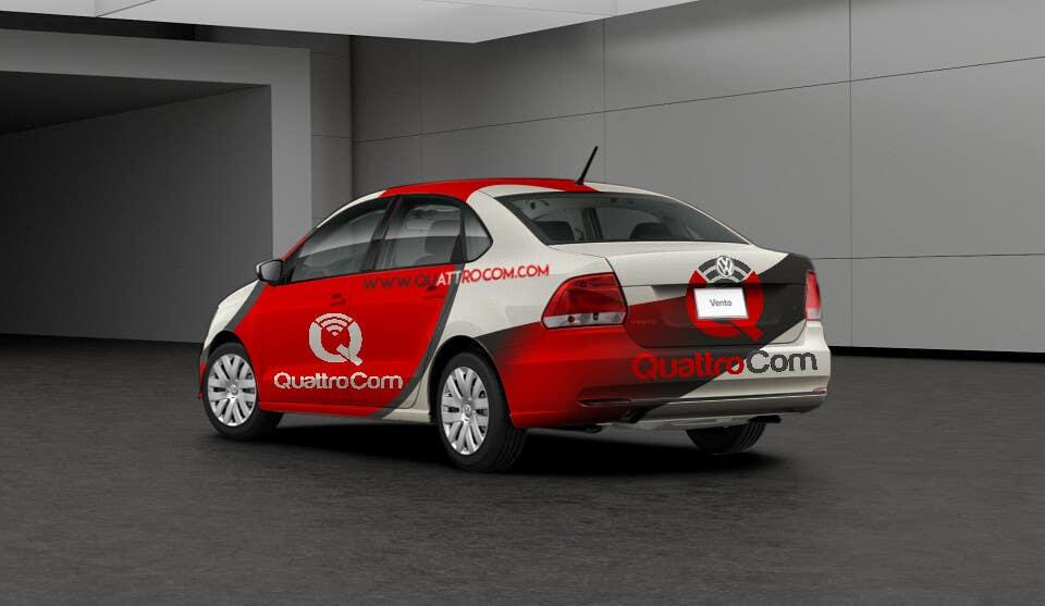 Proposition n°12 du concours Car Wrap design