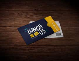 nº 418 pour Lunch Is On Us Logo par MhmdAbdoh