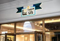 Proposition n° 559 du concours Graphic Design pour Lunch Is On Us Logo
