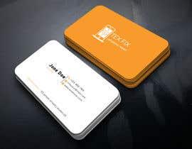 nº 19 pour business cards for mobile repair and parts sales par jisu