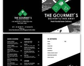 nº 38 pour Restaurant MENU Design (for Delivery restaurant) par gjorgjipetkovski