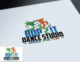 nº 51 pour Logo:- Bop 2 It Dance Studio par infosouhayl
