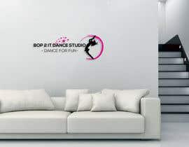 nº 47 pour Logo:- Bop 2 It Dance Studio par VFXAYON