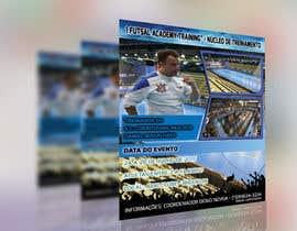 nº 22 pour Flyer to promote a futsal clinic. par mojtabaalam