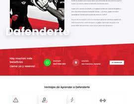 nº 37 pour Design a Website Mockup par nizagen