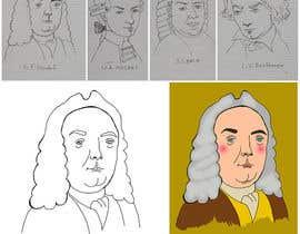 nº 12 pour Cartoonize Classical composers par gerganaz