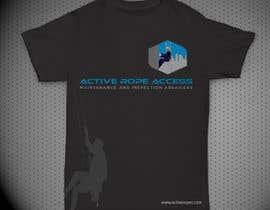nº 10 pour professionally Designed tshirt Branding par libertBencomo