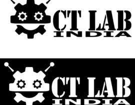 nº 233 pour CT LAB Logo par saiful36001