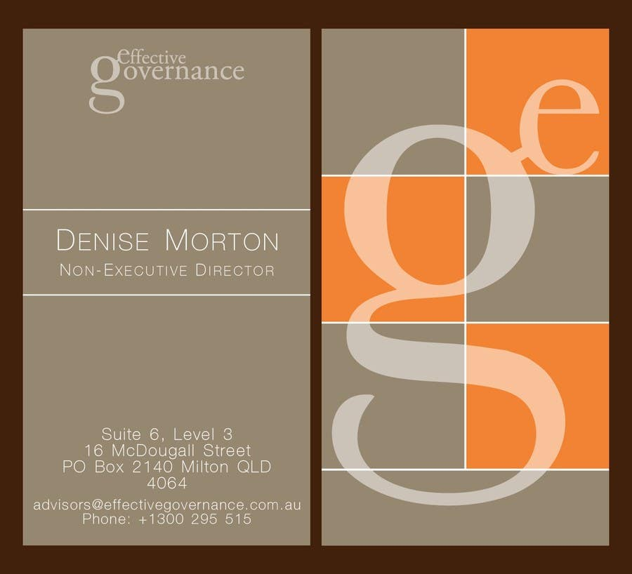Entry 33 by moro2707 for design a business card for denise morton contest entry 33 for design a business card for denise morton non executive reheart Choice Image