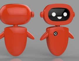 nº 4 pour Make a 3d model of our mascot for 3d printing par DesireEra
