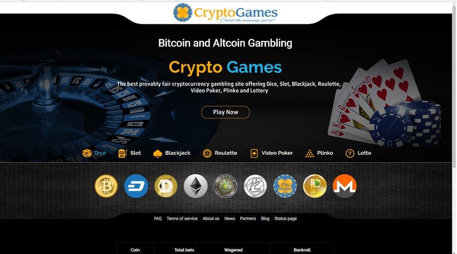 Proposition n°42 du concours Unique background image for casino website