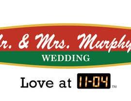 nº 11 pour Wedding Invitation Logo par nikolchevamaryna