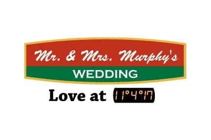 Proposition n°29 du concours Wedding Invitation Logo