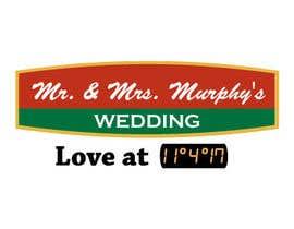 nº 29 pour Wedding Invitation Logo par anikaiffat007