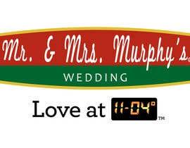 nº 31 pour Wedding Invitation Logo par Haroon50