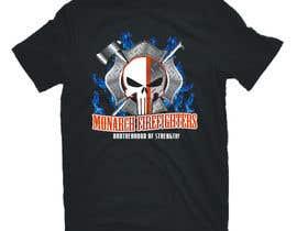 nº 46 pour Design a T-Shirt par jimmy70