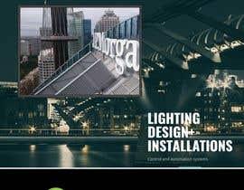nº 6 pour Logo designed for lighting business par skydiver0311