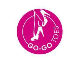#61 untuk Design a Logo for Go-Go Toes oleh decorusads
