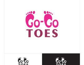 #84 untuk Design a Logo for Go-Go Toes oleh duobrains