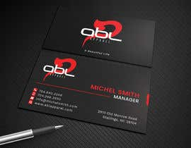 nº 316 pour Business Card Design par triptigain