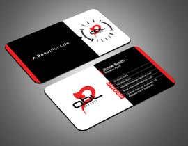 nº 159 pour Business Card Design par tokoushik