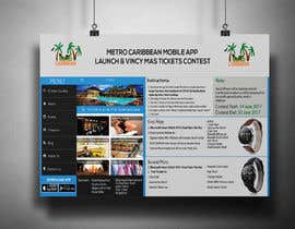 nº 22 pour Metro Caribbean Mobile App Launch Contest par victorartist